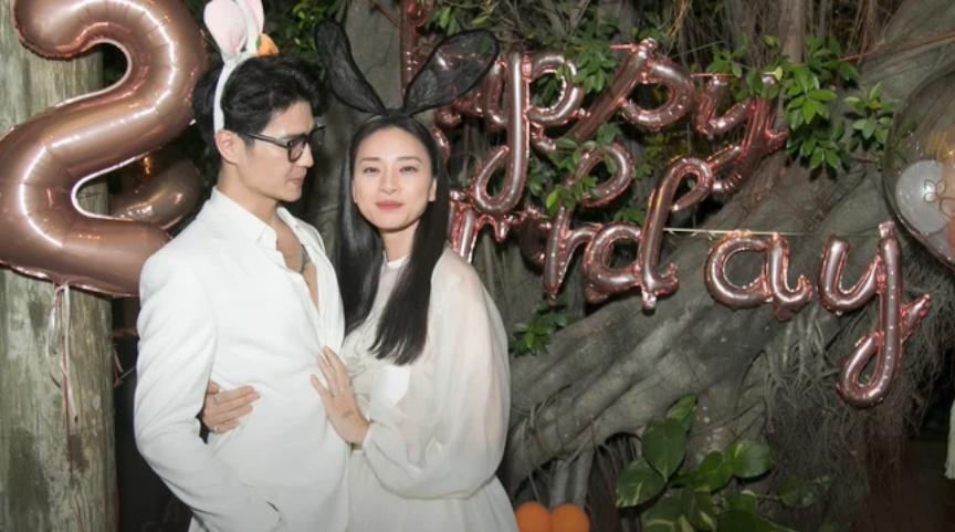 Toàn cảnh sinh nhật của Ngô Thanh Vân, đáng chú ý khoảnh khắc đả nữ điện ảnh ôm chặt tình trẻ-1