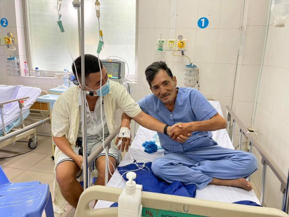 Vợ nghệ sĩ Thương Tín kể chồng muốn về nhà: Ảnh nói ảnh không ổn, chắc không sống được đâu-6