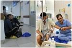 NS Trịnh Kim Chi công bố đã kêu gọi được hơn 270 triệu giúp đỡ NS Thương Tín, con gái vừa đến thăm bố ở bệnh viện-4