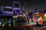 Hà Nội: Cháy quán cà phê lúc rạng sáng, một người phụ nữ tử vong thương tâm-2