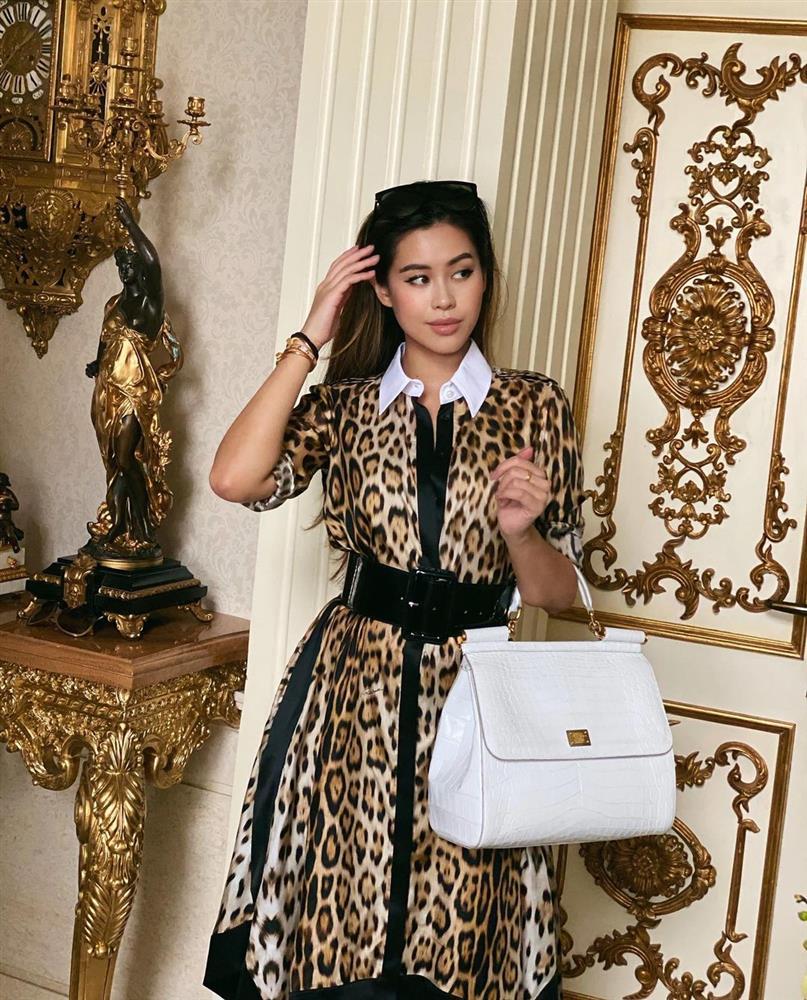 Tiên Nguyễn diện cả loạt váy áo ít người dám mặc, chứng minh thần thái đỉnh cao hiếm ai bì kịp-8