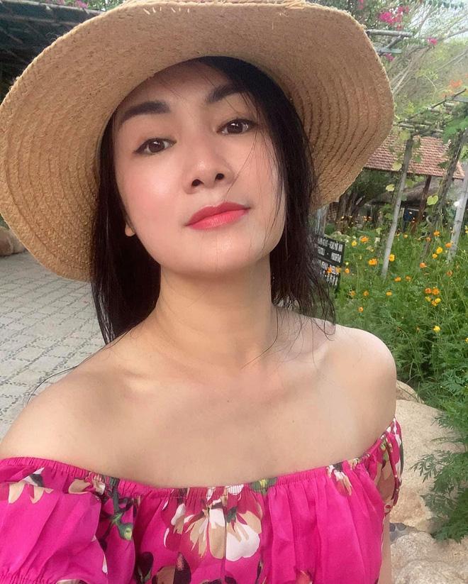 NSND Thu Hà: Nữ hoàng ảnh lịch thập niên 90 và cuộc sống ở tuổi 52-12