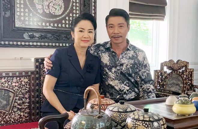 NSND Thu Hà: Nữ hoàng ảnh lịch thập niên 90 và cuộc sống ở tuổi 52-7