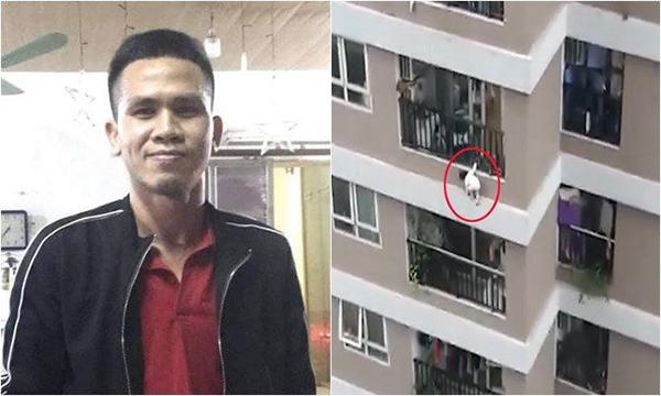 Chàng trai cứu cháu bé rơi từ tầng 12 chung cư nhận mưa lời khen, được vẽ tranh siêu anh hùng giữa đời thực-1