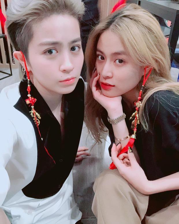 """Hoàng Thuỳ Linh và Gil Lê bị netizen soi 7749 hint"""" đi du lịch riêng với nhau, lần này chính chủ để lộ rõ ràng?-7"""