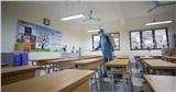 Trường Tiểu học Xuân Phương phun khử khuẩn, tổng vệ sinh toàn bộ khuôn viên trường sẵn sàng đón học sinh quay trở lại-7