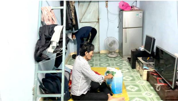 NS Thương Tín đã xuất viện sau 3 ngày đột quỵ, hình ảnh căn phòng trọ vỏn vẹn 20m2 tá túc cùng vợ gây xót xa-8