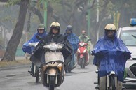 Dự báo thời tiết 2/3, miền Bắc mưa giông