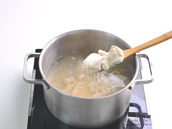 Món súp này ăn sánghay ăn khuya đều cực đỉnh, nhẹ bụng lại giúp da dẻ căng mịn đẹp xinh-5