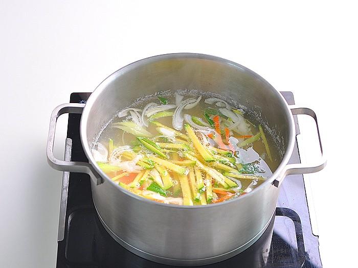Món súp này ăn sánghay ăn khuya đều cực đỉnh, nhẹ bụng lại giúp da dẻ căng mịn đẹp xinh-6