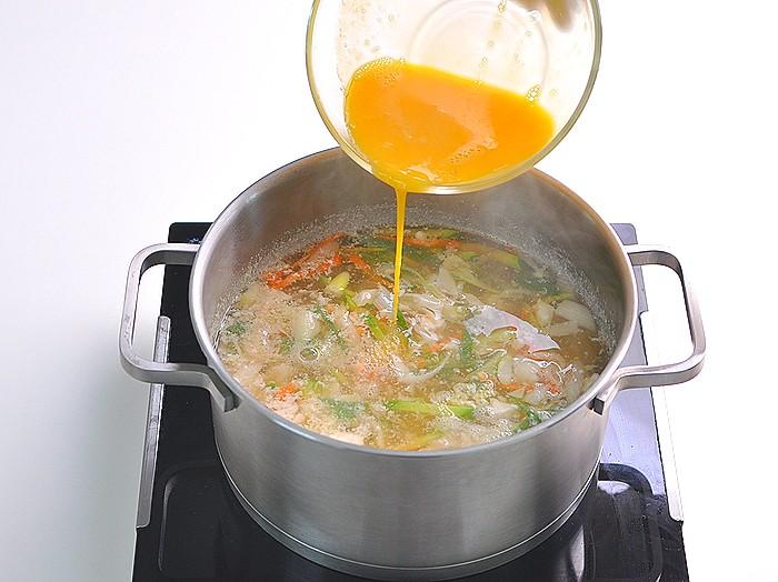 Món súp này ăn sánghay ăn khuya đều cực đỉnh, nhẹ bụng lại giúp da dẻ căng mịn đẹp xinh-7