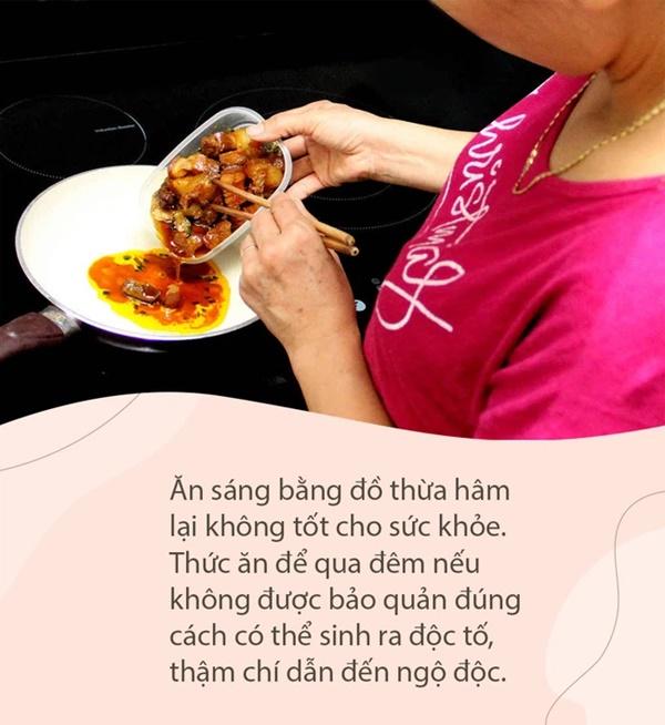 Đây là 5 kiểu ăn sáng cấm kỵ vì sẽ khiến bản thân lão hóa sớm và ung thư, điều số 4 người Việt mắc rất nhiều-4