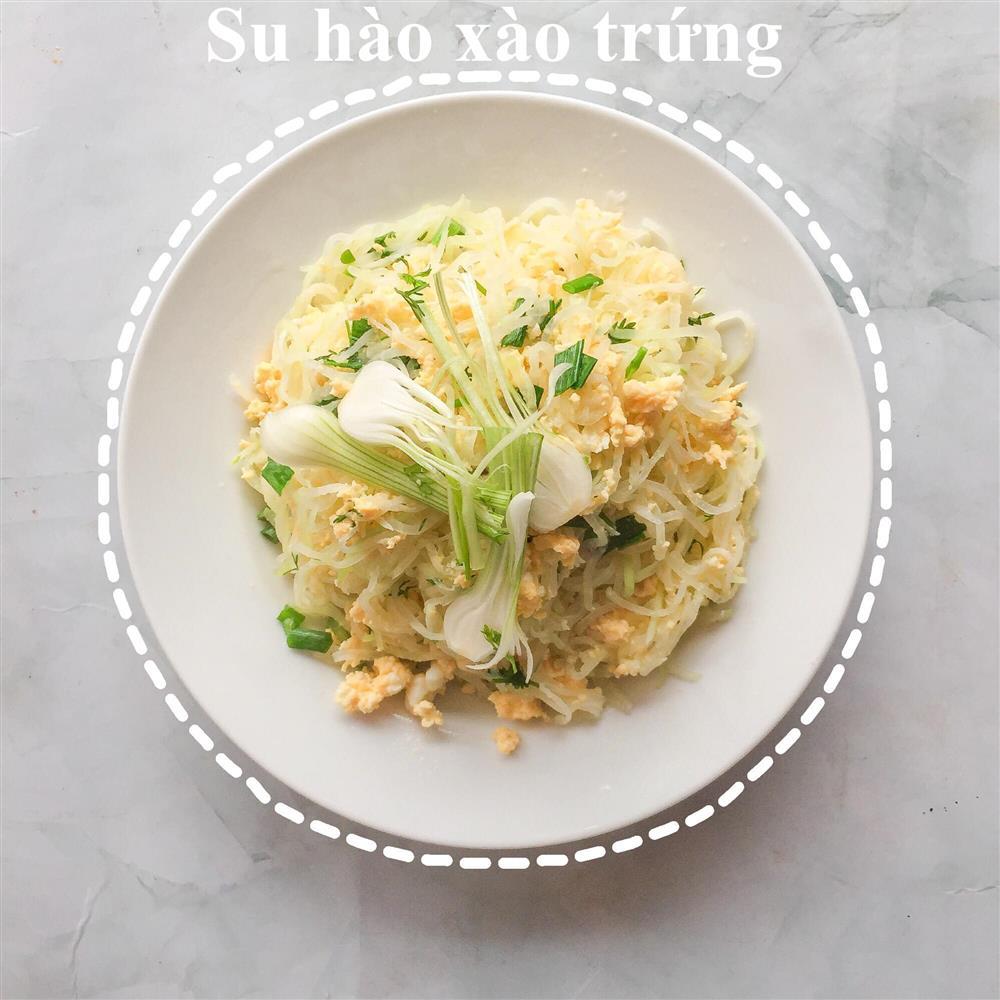 Giải cứu rau củ sạch Hải Dương với 4 món ngon từ su hào-4
