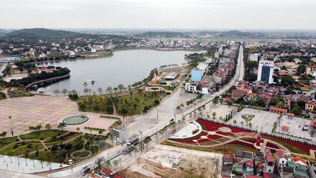 Toàn cảnh TP. Chí Linh trước giờ gỡ phong tỏa-1