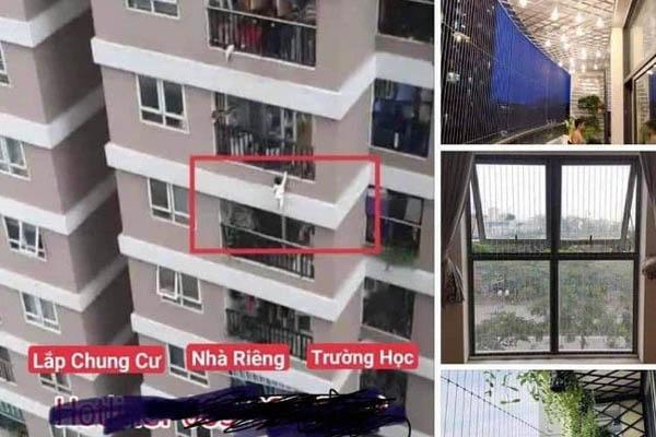 Phẫn nộ: Hình ảnh bé gái rơi từ tầng 12 chung cư ở Hà Nội bị đem ra làm quảng cáo bán hàng-1