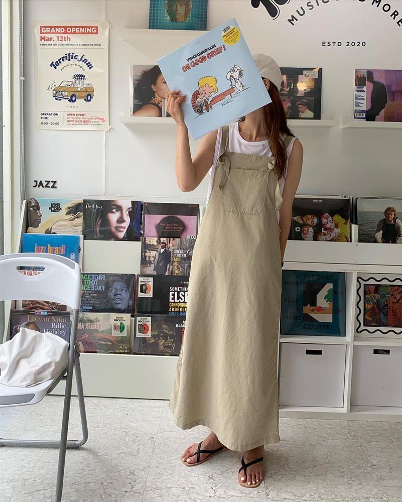 Làm mới loạt items cũ trong tủ đồ bằng 12 công thức mix&match xinh tươi, trendy của hội gái Hàn-4