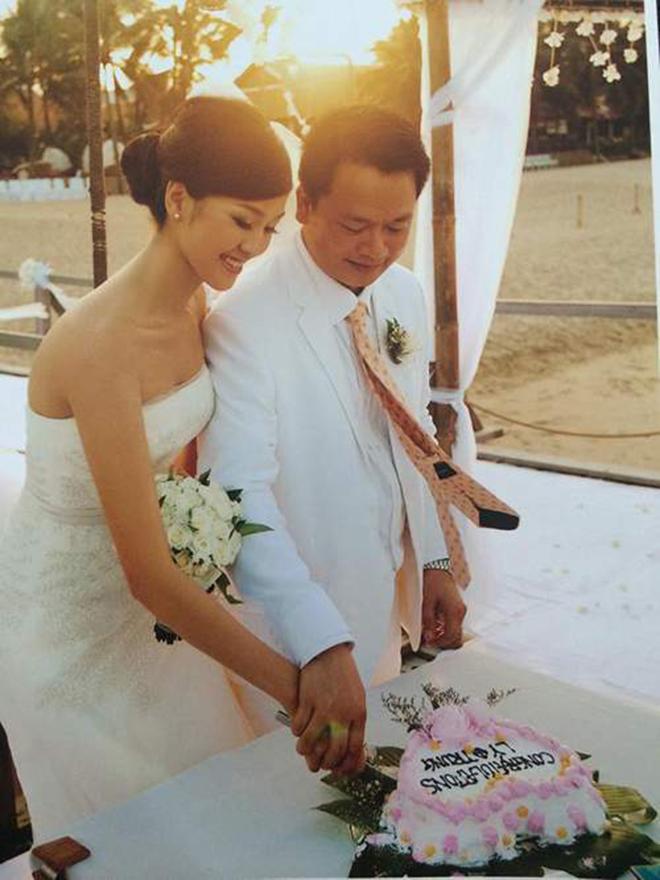 Mỹ nhân Việt lấy chồng là phó giám đốc ngân hàng, lớn hơn 17 tuổi giờ ra sao?-2