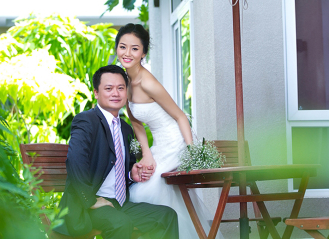 Mỹ nhân Việt lấy chồng là phó giám đốc ngân hàng, lớn hơn 17 tuổi giờ ra sao?-3