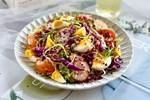 Bí quyết giảm gánh nặng cho dạ dày bằng món salad cực 'heo thì' - chị em giảm cân không thể bỏ qua!