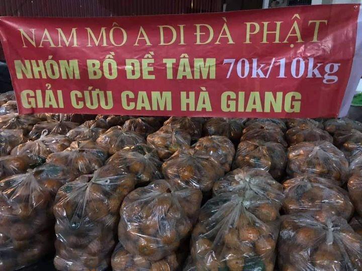 Người dân Hà Nội xếp hàng mua gà giải cứu 60k/kg, thị trường online thêm tấp nập với cam Hà Giang 7k/kg-9