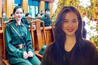 Nữ tân binh duy nhất ở Yên Bái gây chú ý trong ngày nhập ngũ: 'Nhận giấy thông báo mà vừa mừng vừa lo'