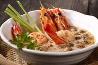 Canh hải sản kiểu Thái nấu theo cách này thơm ngon, hấp dẫn hơn rất nhiều