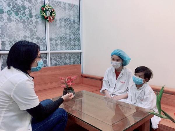 Bé trai 7 tuổi ở Hà Nội là bệnh nhi ghép tim nhỏ tuổi nhất Việt Nam đã được ra viện-3