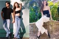 Dáng chuẩn người mẫu, cân được muôn kiểu quần dài nhưng 'chân ái' thực sự của Hồ Ngọc Hà chỉ có 4 kiểu sau