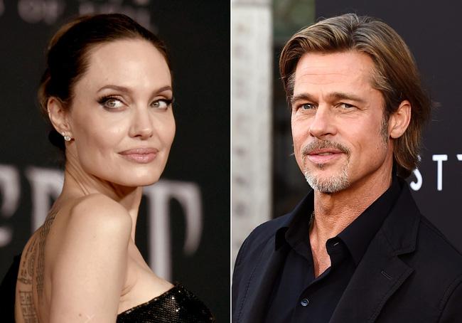 Cuộc sống chật vật sau 5 năm ly hôn Brad Pitt của Angelina Jolie: Gắn mác tiểu tam phá hoại gia đình người khác, bị đồn dan díu với đủ loại đàn ông?-1