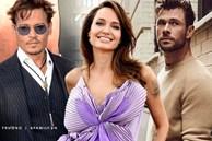 Cuộc sống chật vật sau 5 năm ly hôn Brad Pitt của Angelina Jolie: Gắn mác 'tiểu tam' phá hoại gia đình người khác, bị đồn dan díu với đủ loại đàn ông?