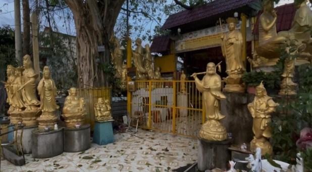 Mục sở thị chùa Hoằng Pháp Trung Ương, hé lộ nhiều sự thật bất ngờ về thầy chùa ăn thịt chó Nguyễn Minh Phúc-2