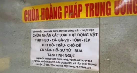Mục sở thị chùa Hoằng Pháp Trung Ương, hé lộ nhiều sự thật bất ngờ về thầy chùa ăn thịt chó Nguyễn Minh Phúc-3