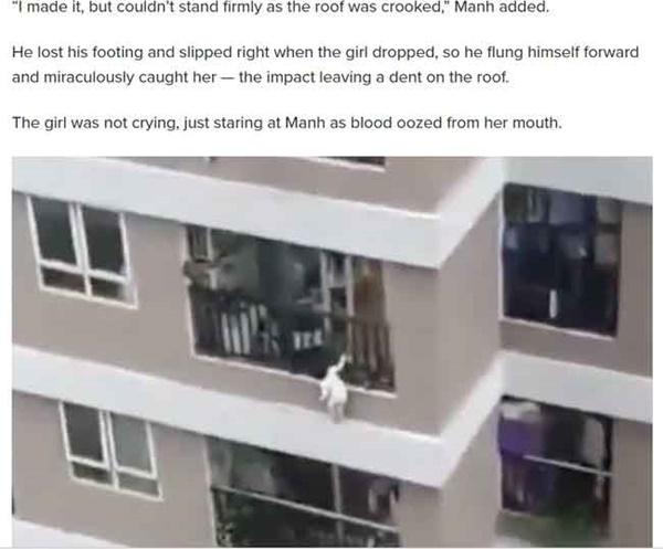 Thêm hàng loạt tờ báo lớn tại Mỹ, Nga, Hàn Quốc gọi anh Nguyễn Ngọc Mạnh là siêu anh hùng đời thực khi cứu sống bé gái 3 tuổi-2