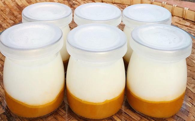 Sữa chua làm theo cách này không dành chogiảm cân, chỉ hợp vớichị em muốn ăn ngon,không quan tâm cân nặng-6