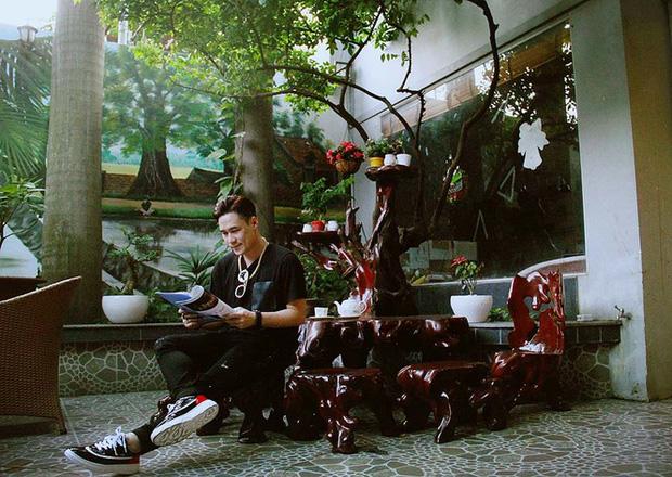 Chàng ca sĩ Vbiz là cậu ấm có nhà 200 tỷ 6 tầng to đùng ở ngay trung tâm quận 1 Sài Gòn-8