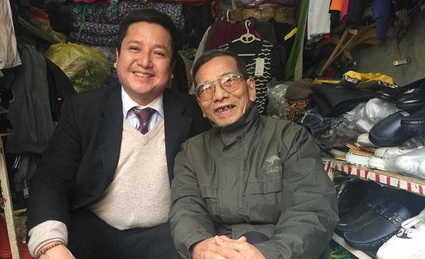 Xót xa những hình ảnh cuối đời của NSND Trần Hạnh: Tuổi già sức yếu nhưng vẫn cười lạc quan, vẫn cống hiến hết mình!-3