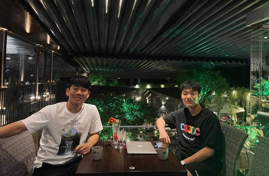Công Phượng cafe tán gẫu với Văn Toàn, Đặng Văn Lâm bình luận một câu nghe thấy thương-4