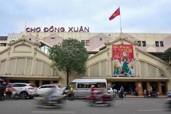 Khung cảnh chưa từng có tại chợ đầu mối lớn nhất Hà Nội-1