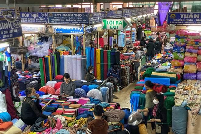 Khung cảnh chưa từng có tại chợ đầu mối lớn nhất Hà Nội-2