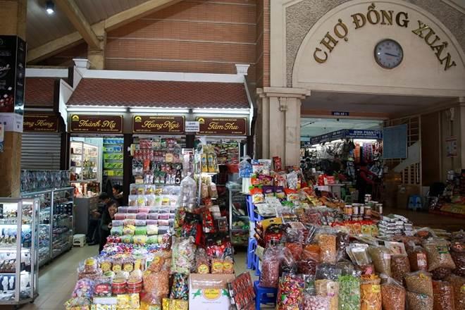 Khung cảnh chưa từng có tại chợ đầu mối lớn nhất Hà Nội-11