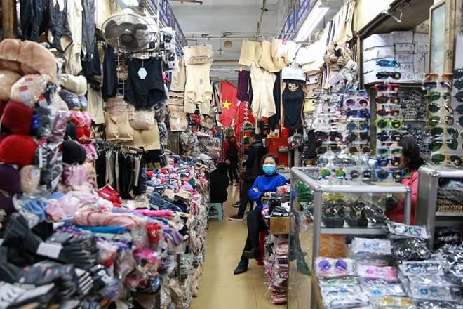 Khung cảnh chưa từng có tại chợ đầu mối lớn nhất Hà Nội-5