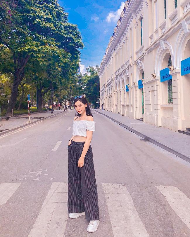Quỳnh Kool - tiểu thư bị ghét nhất Hướng Dương Ngược Nắng: Style ngoài đời cực sành điệu, mê nhất là những khi diện váy-13