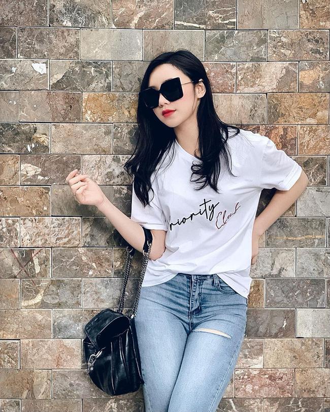 Quỳnh Kool - tiểu thư bị ghét nhất Hướng Dương Ngược Nắng: Style ngoài đời cực sành điệu, mê nhất là những khi diện váy-8