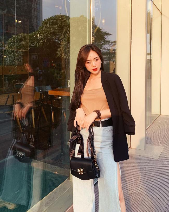 Quỳnh Kool - tiểu thư bị ghét nhất Hướng Dương Ngược Nắng: Style ngoài đời cực sành điệu, mê nhất là những khi diện váy-9