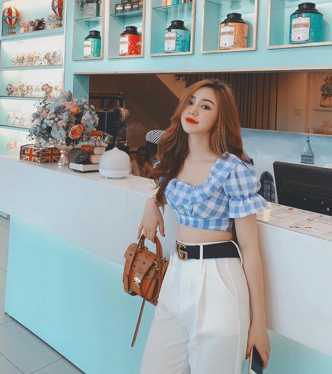 Quỳnh Kool - tiểu thư bị ghét nhất Hướng Dương Ngược Nắng: Style ngoài đời cực sành điệu, mê nhất là những khi diện váy-10
