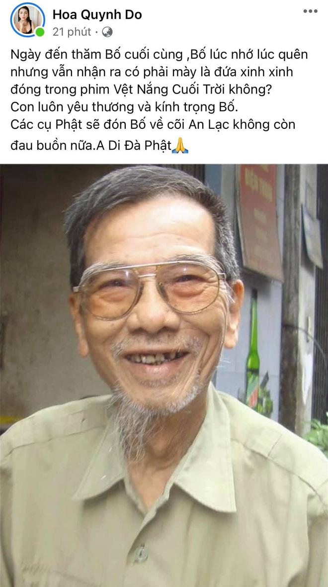 Sao Việt xót thương khi hay tin NSND Trần Hạnh qua đời-1