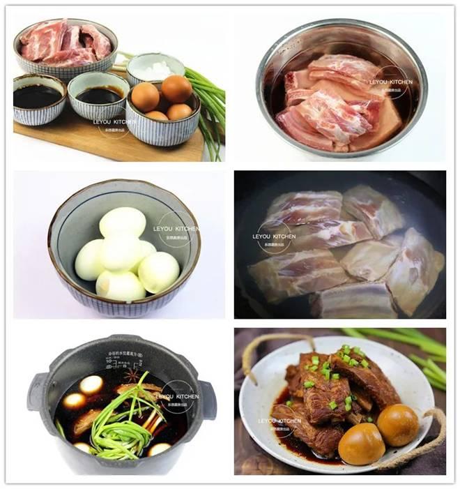 4 món thịt kho bằng nồi cơm điện, thịt ngon đậm vị không thua gì cách làm truyền thống-2