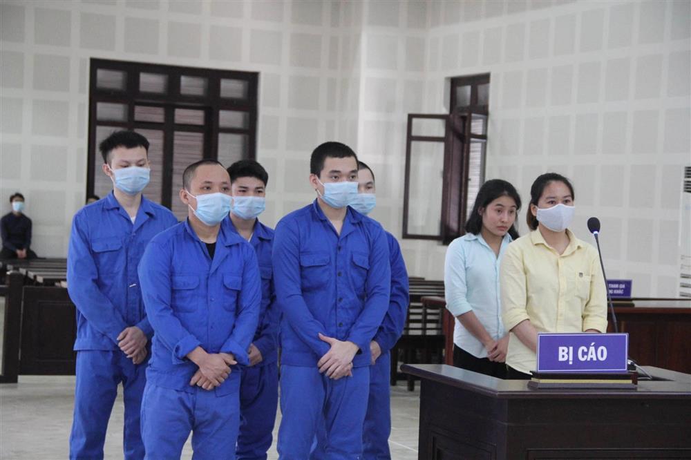 """Đặng Thị Hương lập Tập đoàn phò"""", Công ty"""", Những nàng kiều"""" để điều hành môi giới mại dâm-2"""