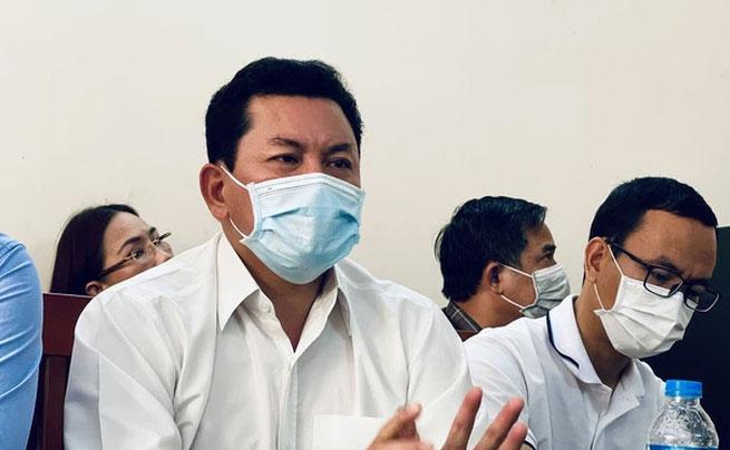 Lãnh đạo nhiều xã, thôn ở Quảng Bình phủ nhận việc đoàn lương y Võ Hoàng Yên về trao cứu trợ-1