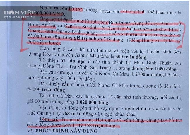 Lãnh đạo nhiều xã, thôn ở Quảng Bình phủ nhận việc đoàn lương y Võ Hoàng Yên về trao cứu trợ-2